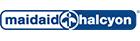 MAID AID HALCYON logo
